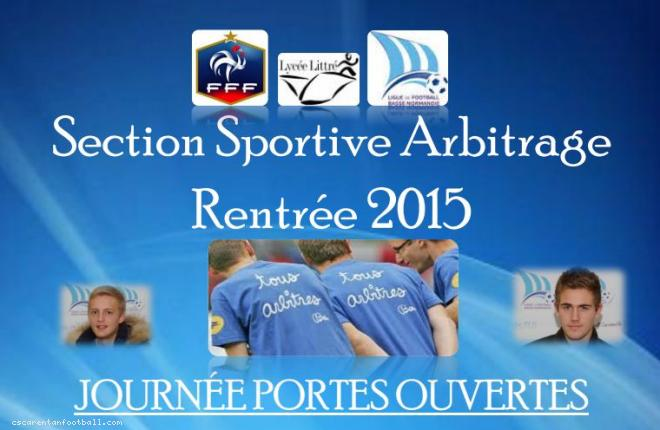 Section Sportive Arbitrage