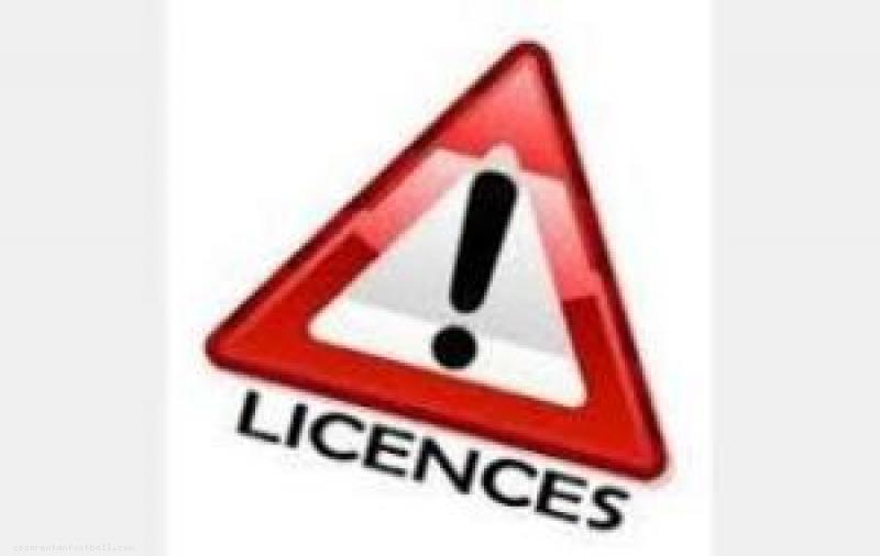Permanence licences
